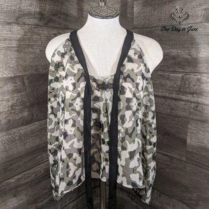 Live 4 Truth Camouflage Sleeveless Top